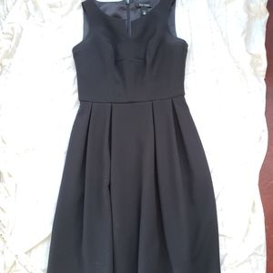 White House Black Market Fit n Flare Formal Dress